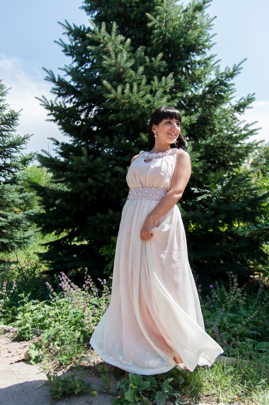 Аревик, сестра невесты Армине - Альбина Латышева