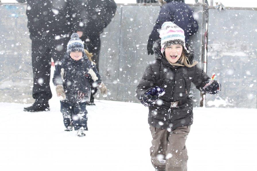 Зима - Александра Губина