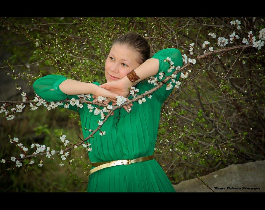 Весна - Марина Дубанова