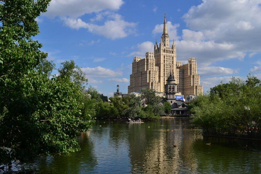 Moscow Zoo - Евгения Маркелова
