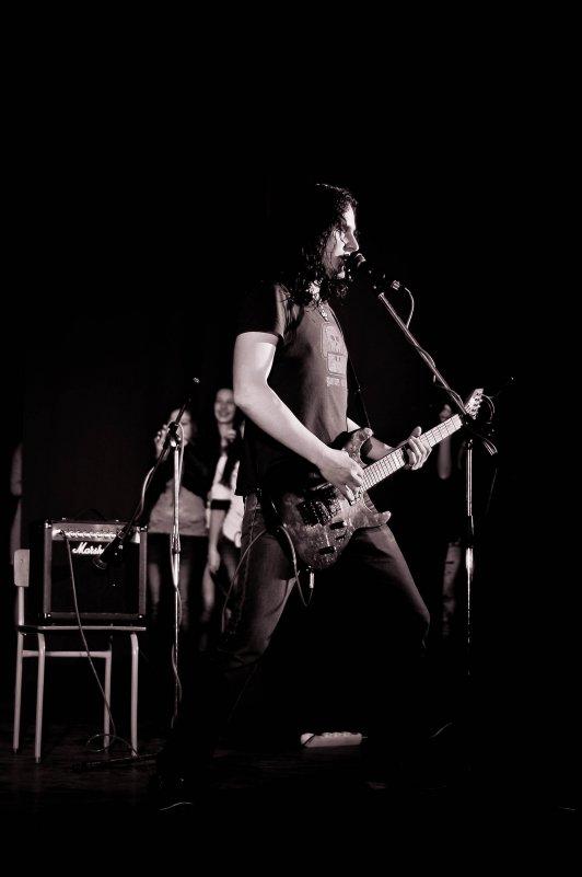 rock - Artem Reznichenko