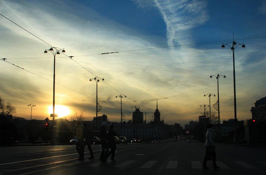 Екатеринбург - Мария Батина