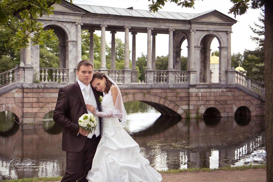 Свадебное фото - Светлана Тоцкая