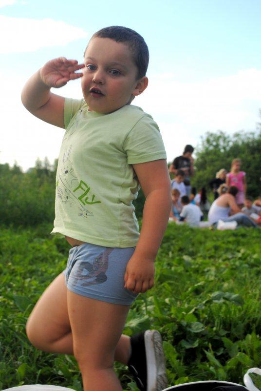 танцуем - Вероника Манакова (Изотова)