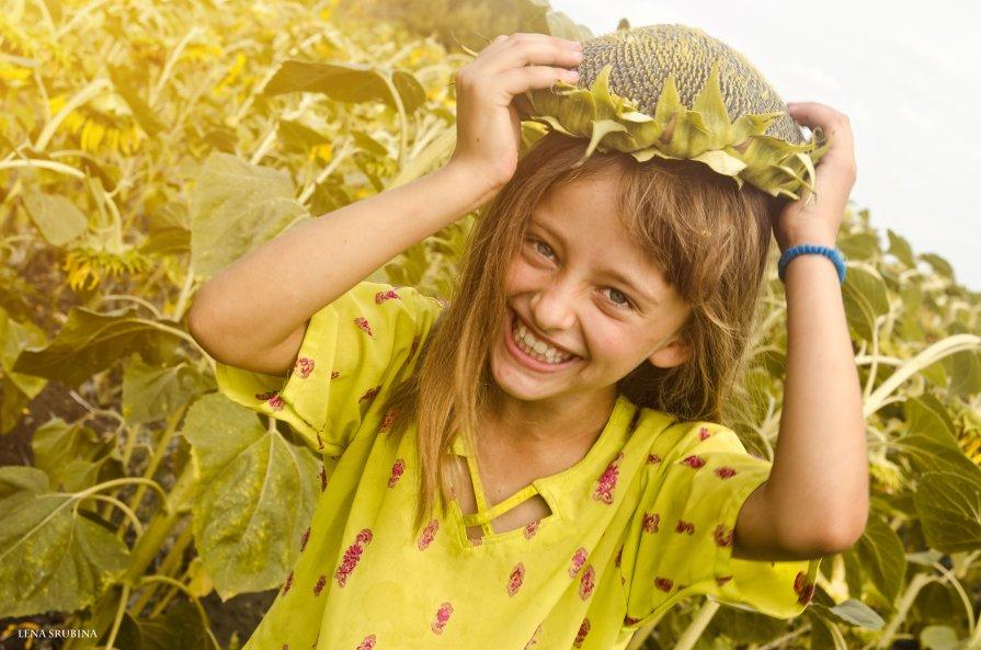украинская девочка - Алёна Тайга