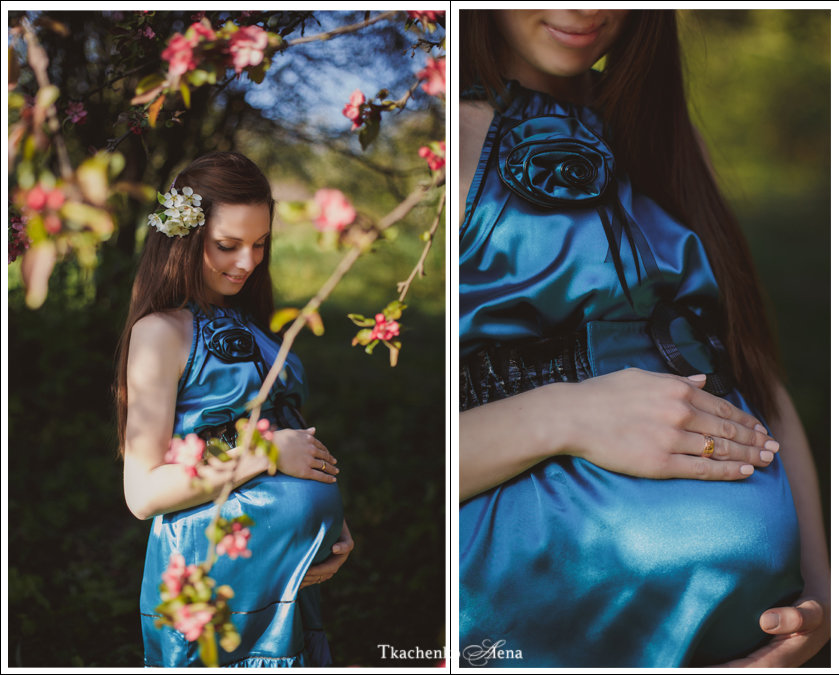 9 месяцев - Alena Ткаченко