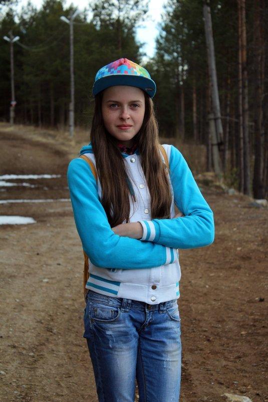 Анастасия - Стася Кочетова