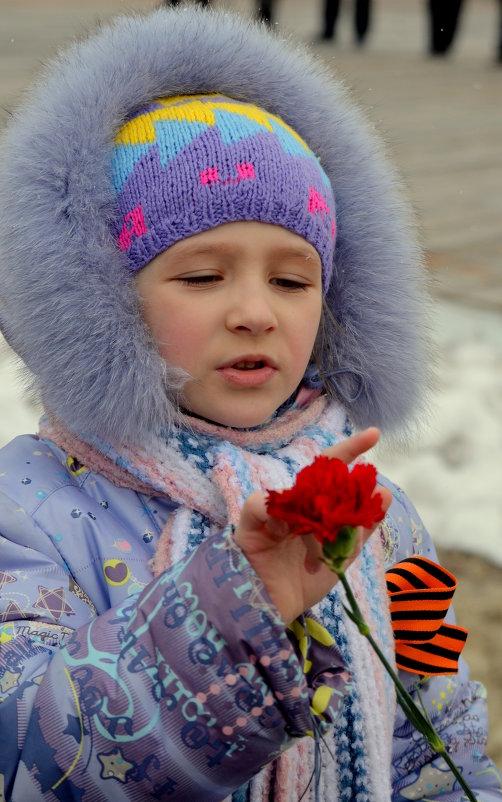 День Победы. - Лариса Красноперова