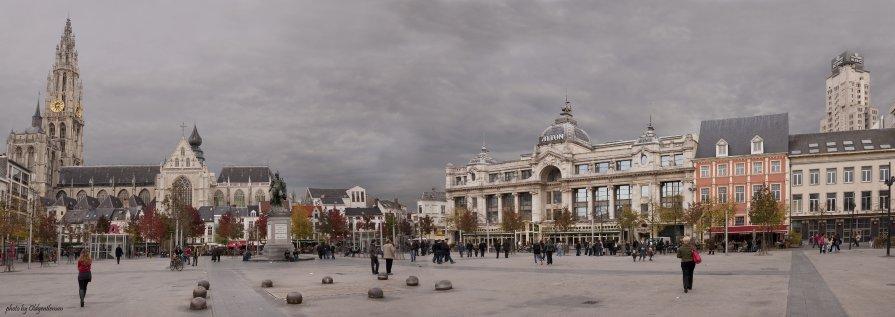Antwerp - Александр Голубев