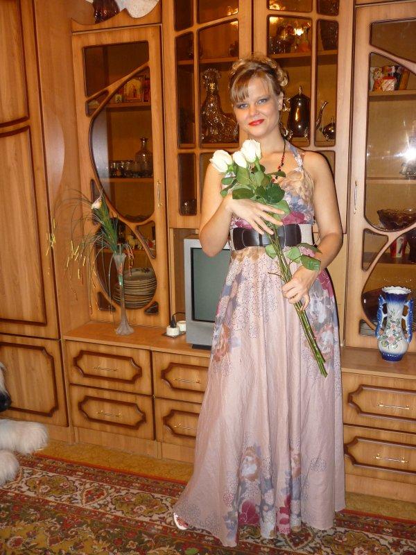 любимые цветы - Eкатерина Борискина