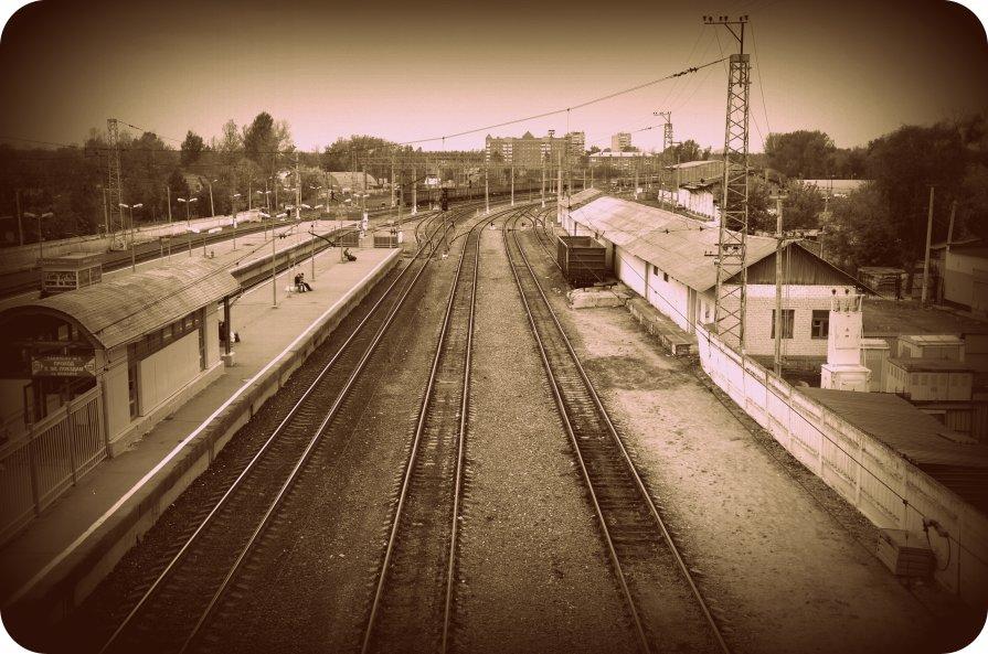 Станция - Zlata Tsyganok