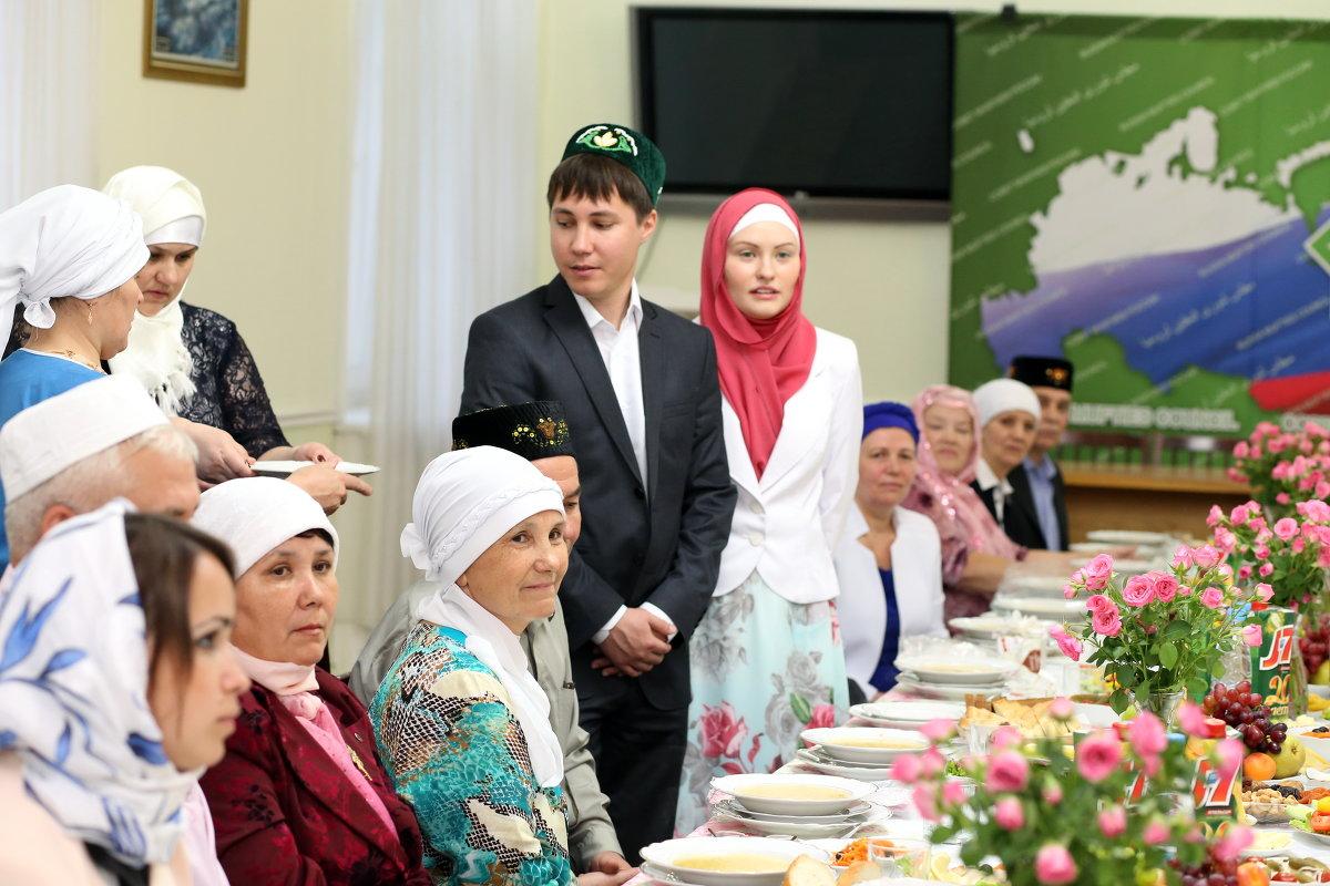 Поздравления для молодых у татар