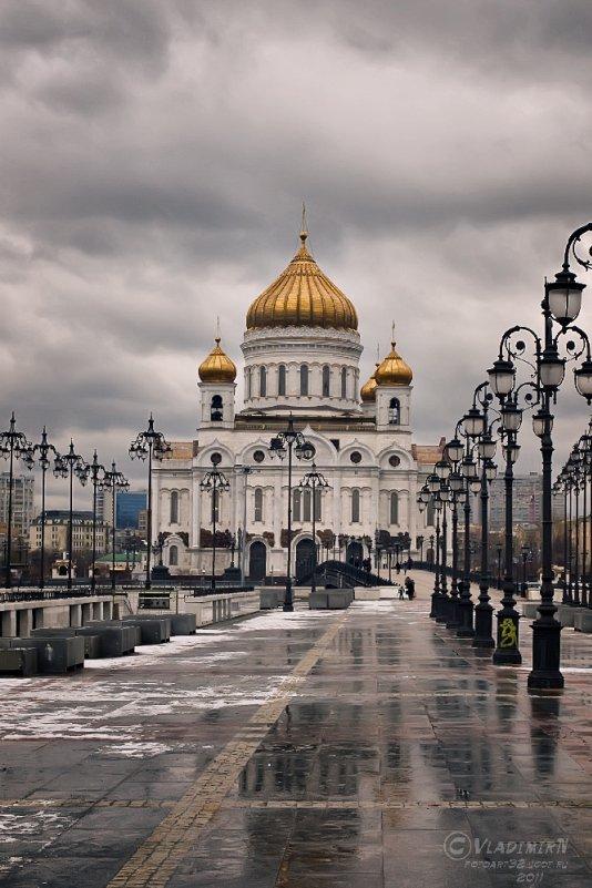 Хмурый Московский день - Владимир Ноздрачев