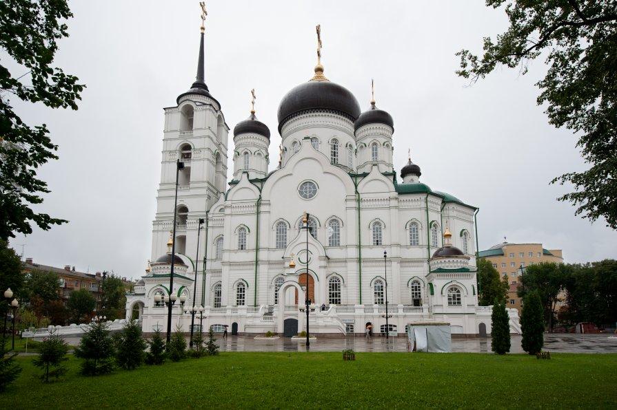 Церкви воронеж