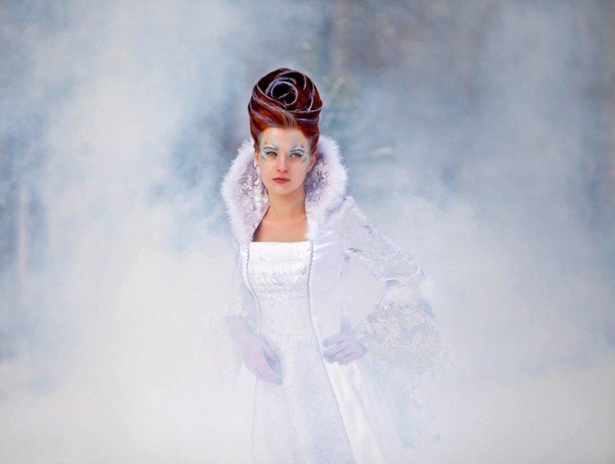 Портрет снежной королевы. - Анна Тихомирова