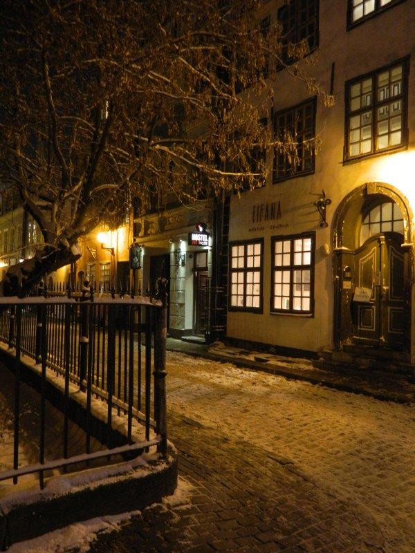 Old Town - Lina Liber