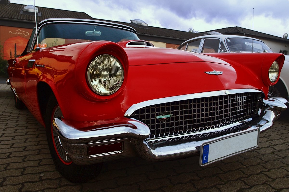 Ford Thunderbird, 1957 год - Andrej Winner