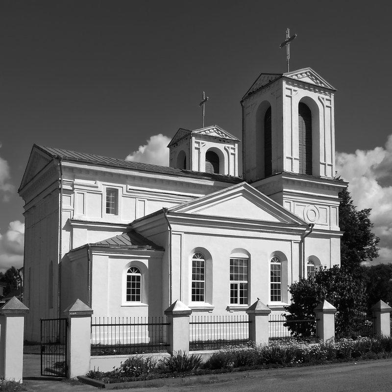 Костёл св. Казимира в г. Лепель - Михаил Тарасов