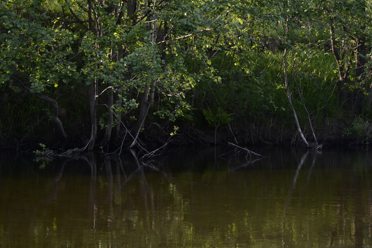 река кеза рыбалка