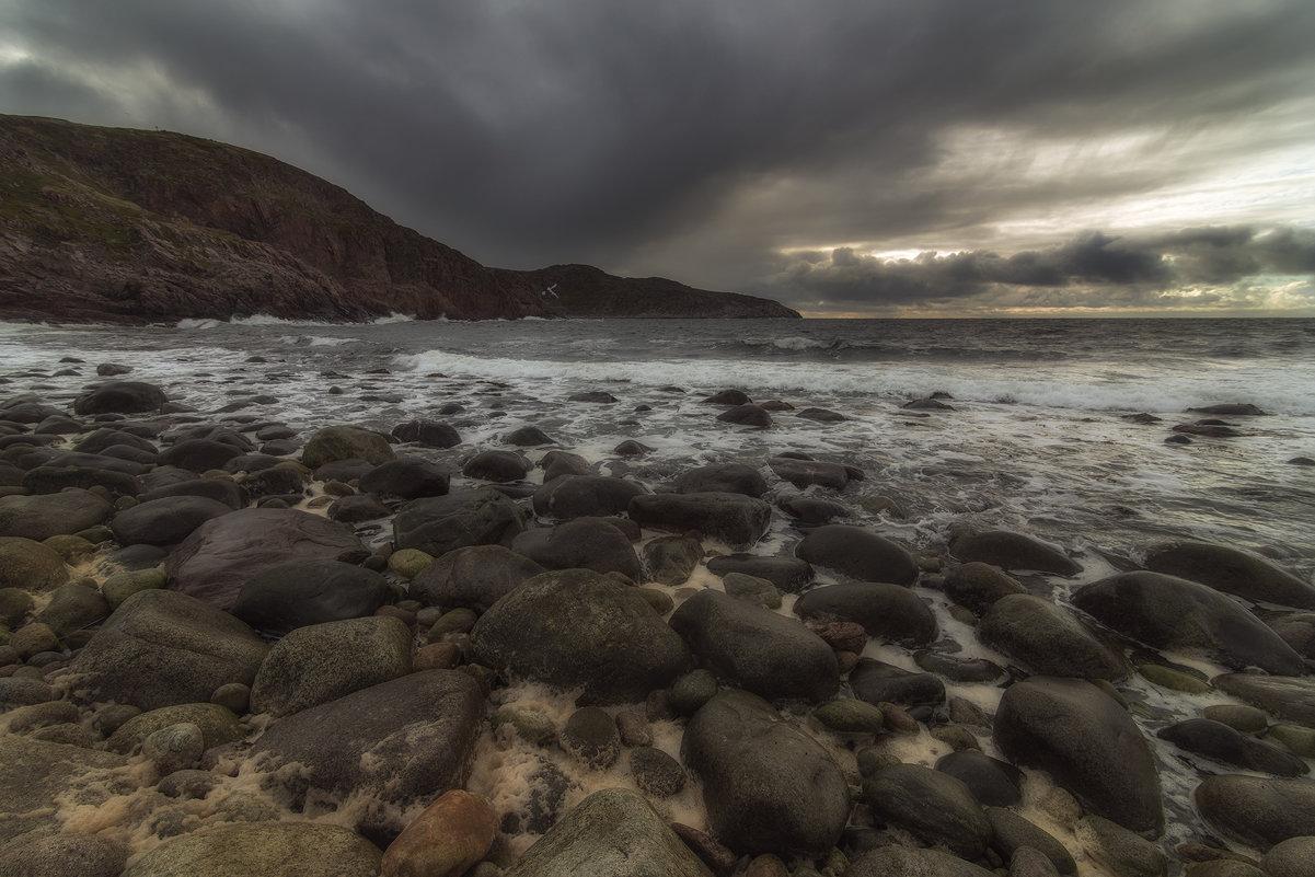 небо, море , камни.. - Евгений Молчановский