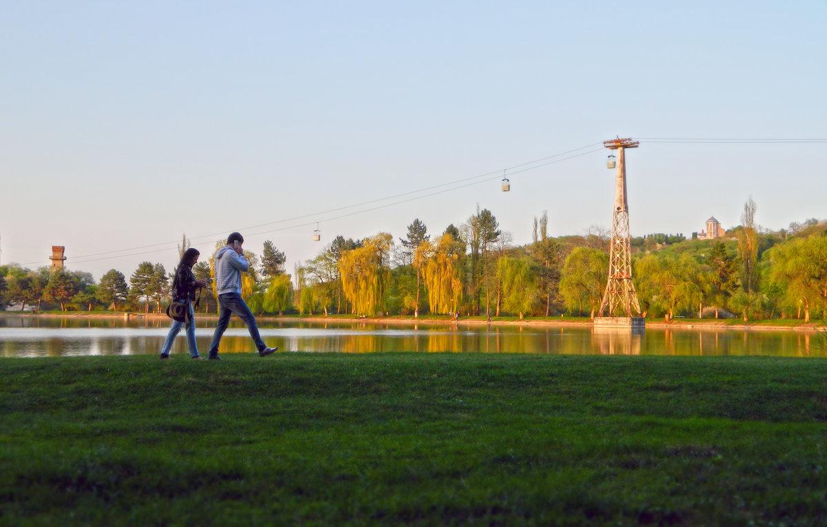 Четвертое озеро - Касим