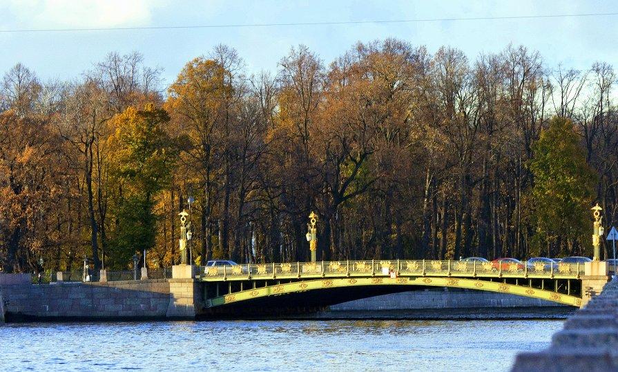 Пантелеймоновский мост - Наталия Зыбайло