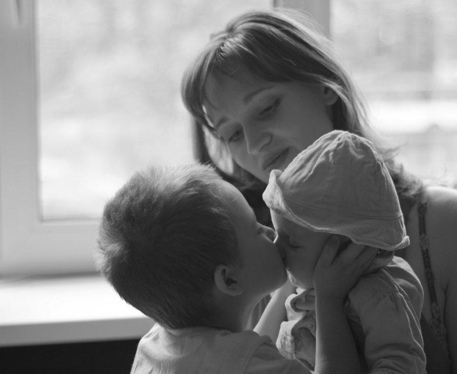 счастливая мама - Камозина Валерия