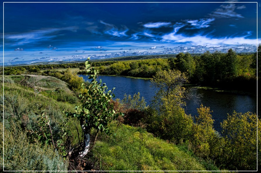 Где находиться исток реки иня