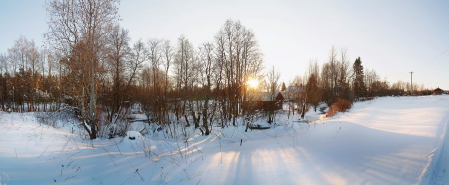 Панорамка - Екатерина Тумовская