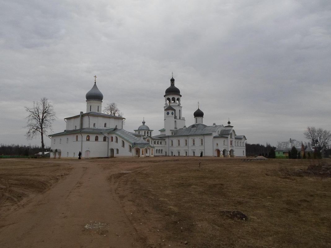 Крыпецкий монастырь - BoxerMak Mak