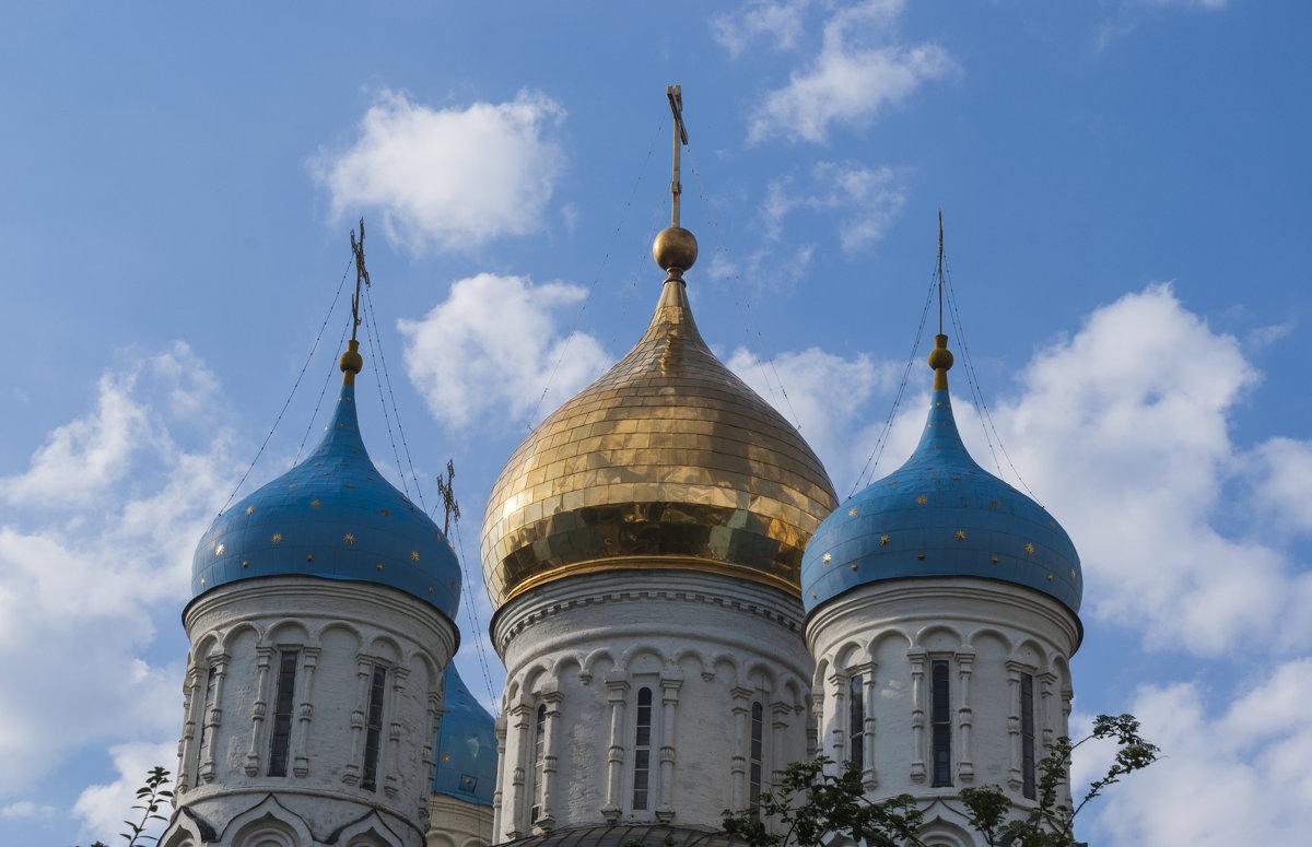 Купола Спасо-Преображенского собора - Сергей Sahoganin