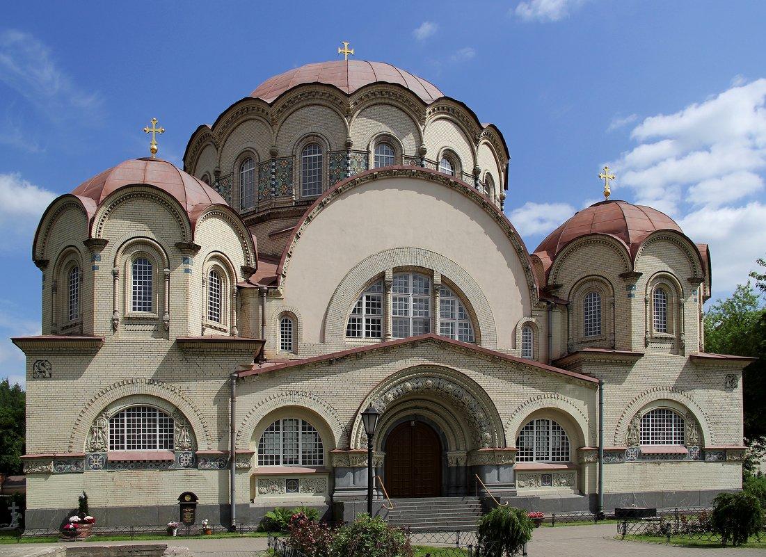 Казанская церковь - - AVD -