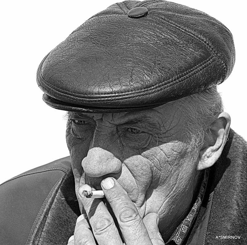 Не торопясь,докури сигарету-суета еще не закончена - A. SMIRNOV