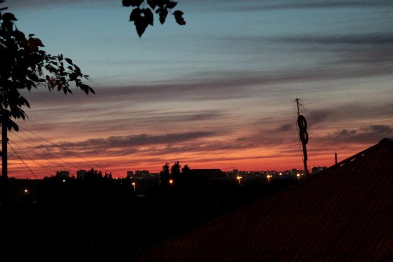закат - Виктория