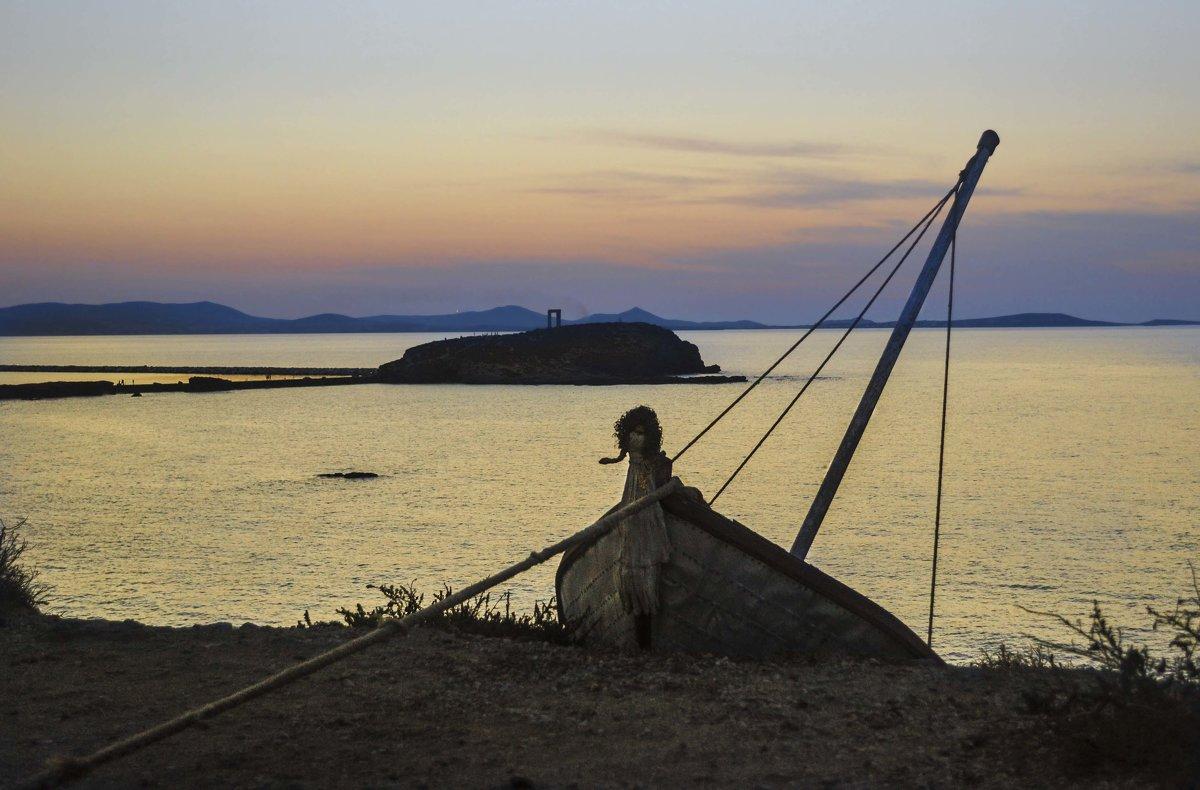 Девушка из моря - Марина