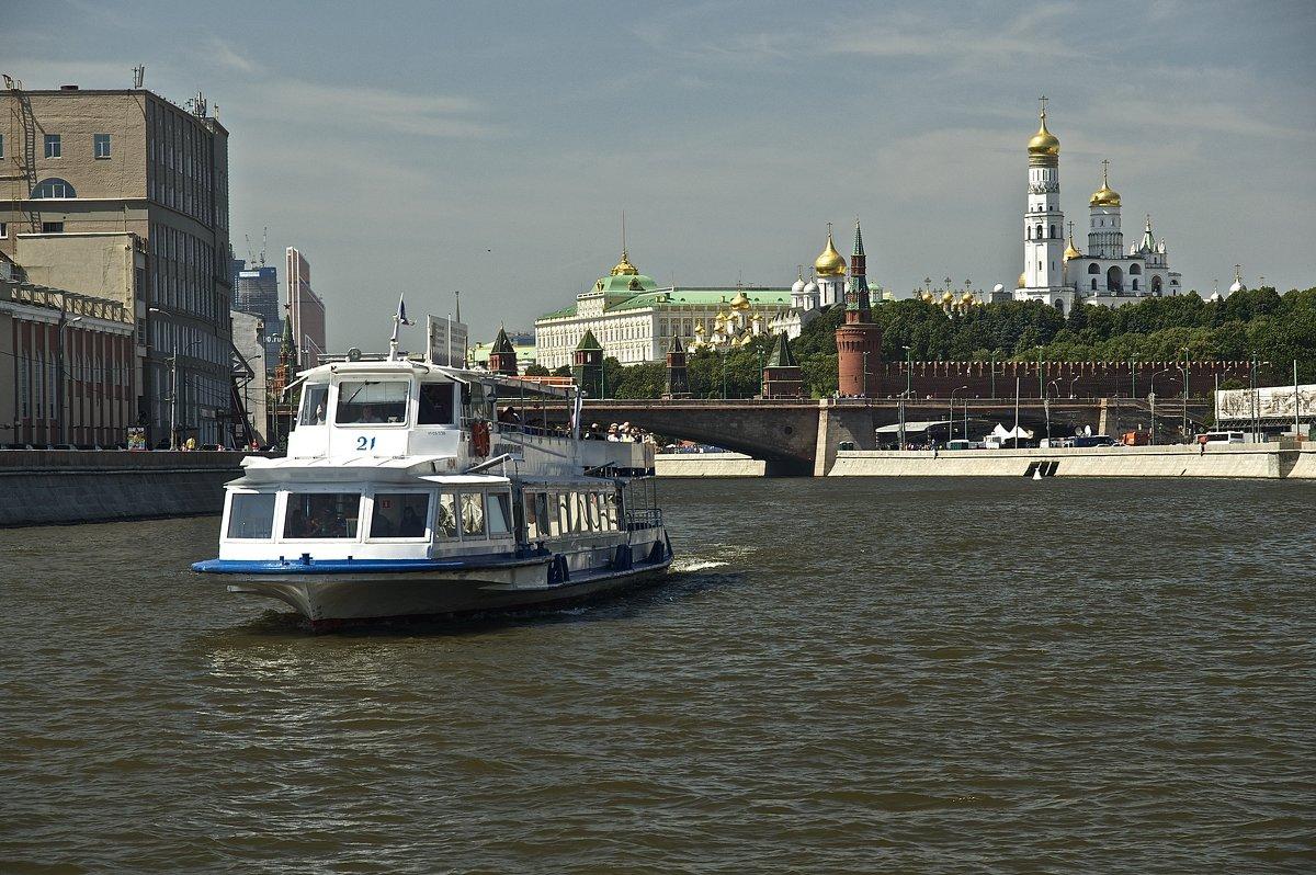 Москва 21 - Miha Шохин