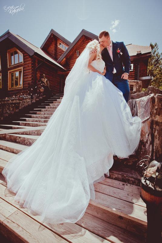 Свадьба Алексея и Евгении. - Елена Кобзева