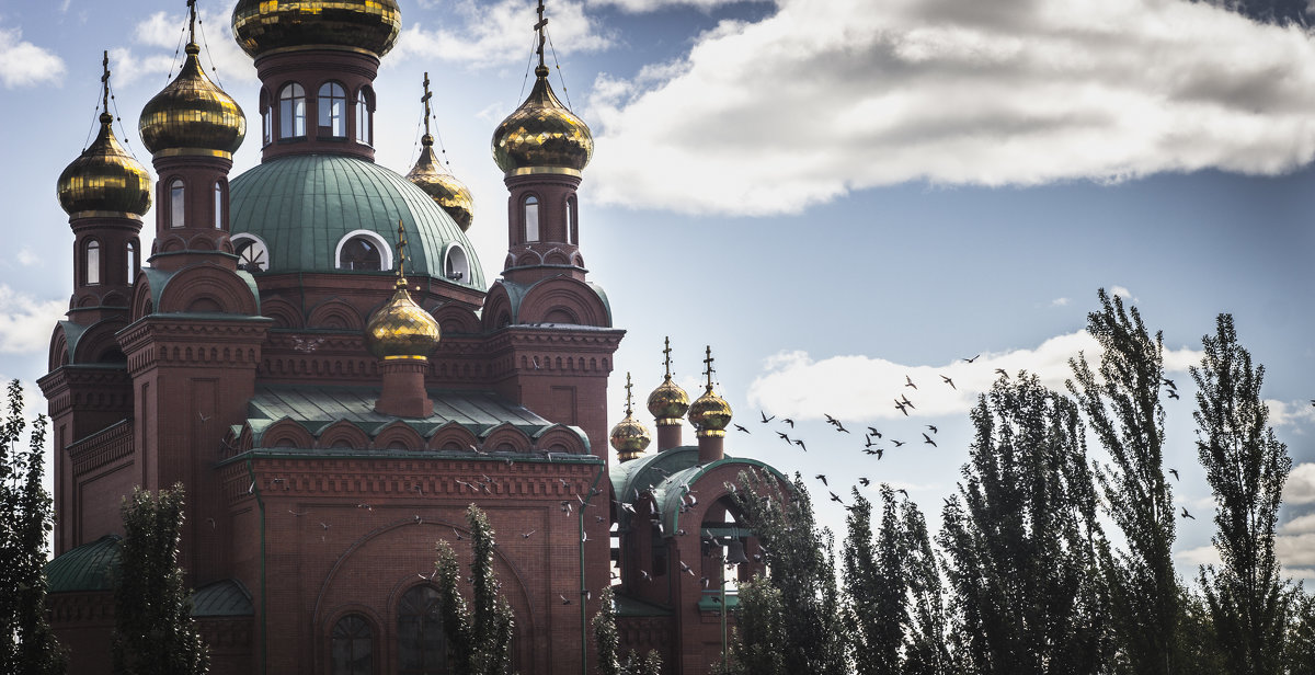 Казахстан, Павлодар. Благовещенский собор - Евгений Темирбеков