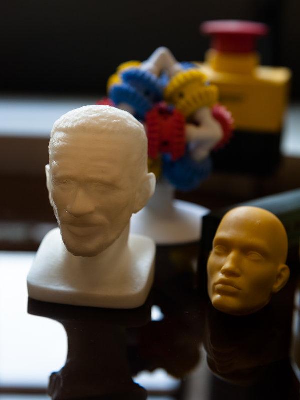поделки 3D принтера - Sergey Samoylov