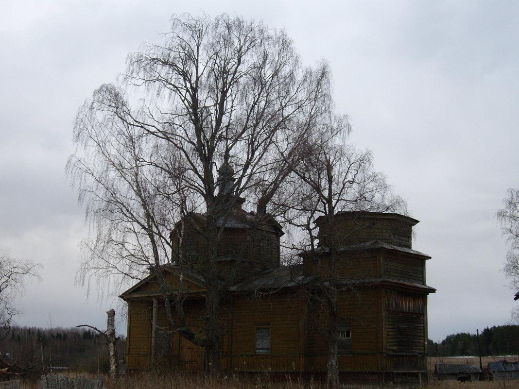 церковь в скверах - Екатерина