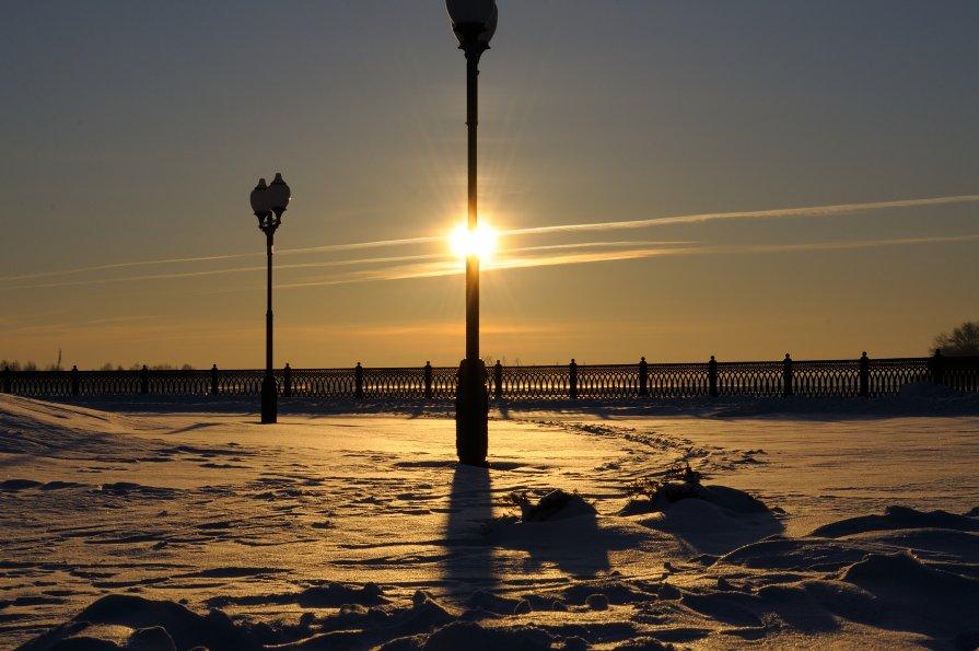 Солнечный фонарь - сергей ершов