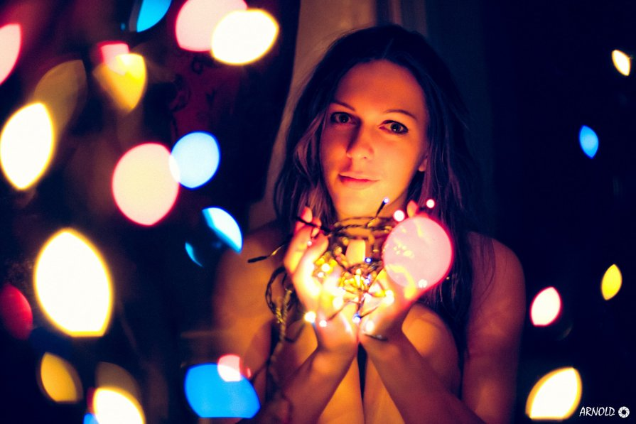свет в глазах - Анастасия Савельева
