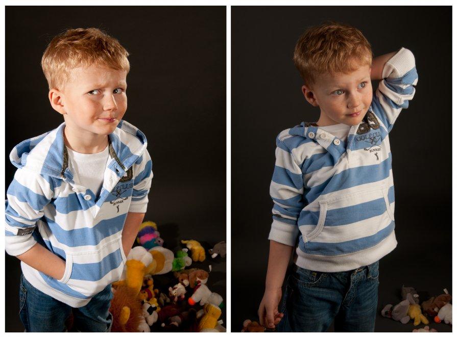 Детский портрет - Александра Петровская