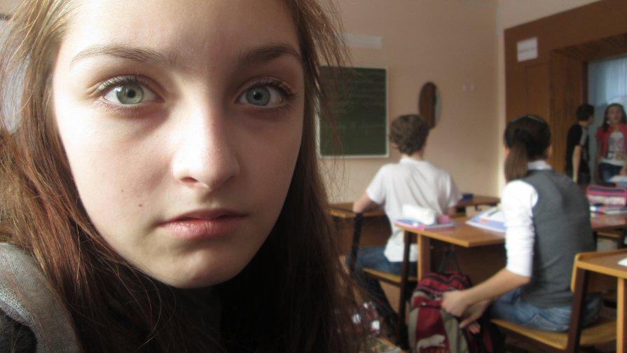 глаза - Юлия (Григория) Григорьева