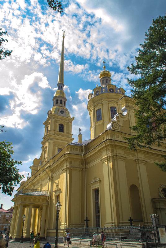 ох эти великие соборы северной столицы - Андрей Ракита