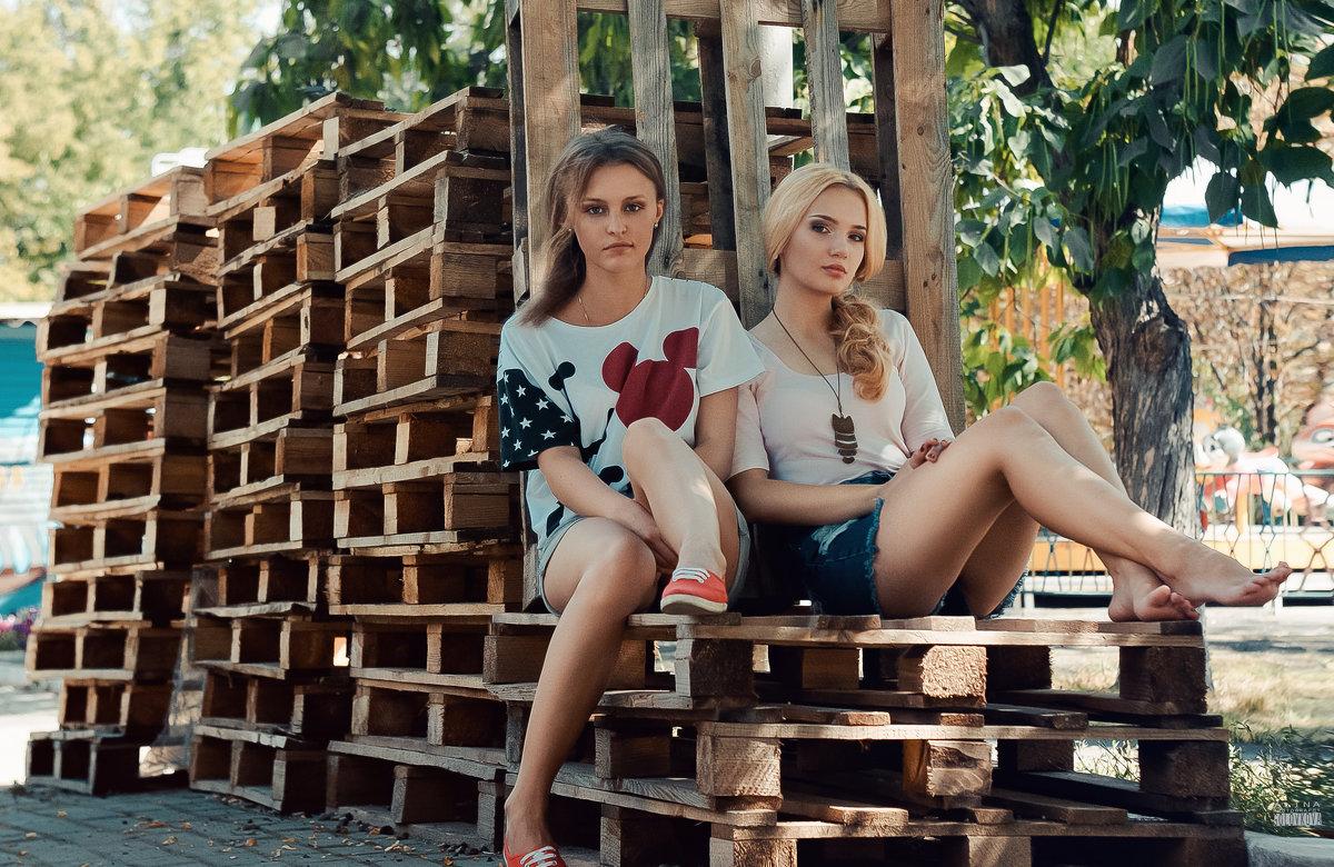 Крис и Кейт - Alina Golovkova