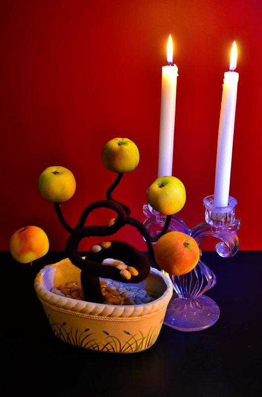 Яблочное деревце. - Виталий Дарханов