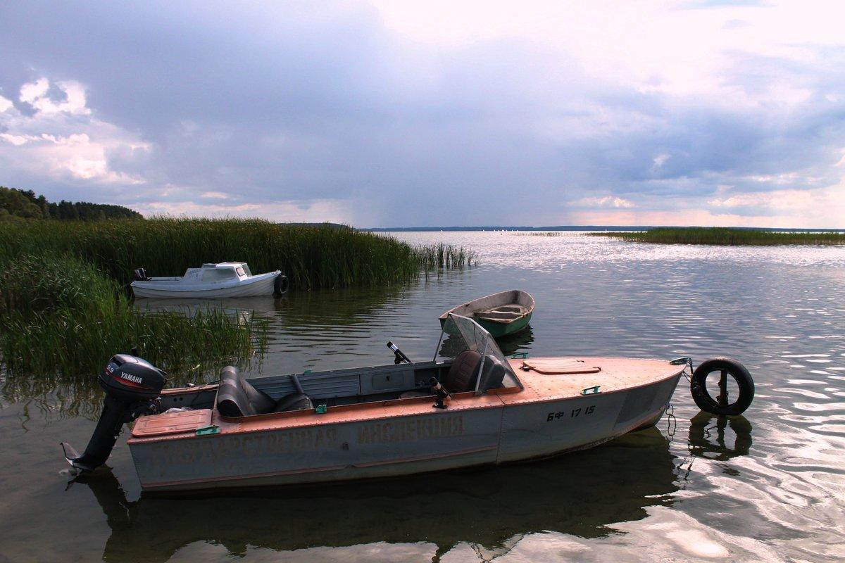 На озере Нарочь - Сергей Черник