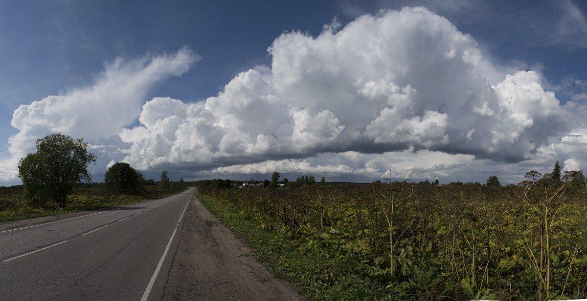 дорога к облаку - Владимир Фомин
