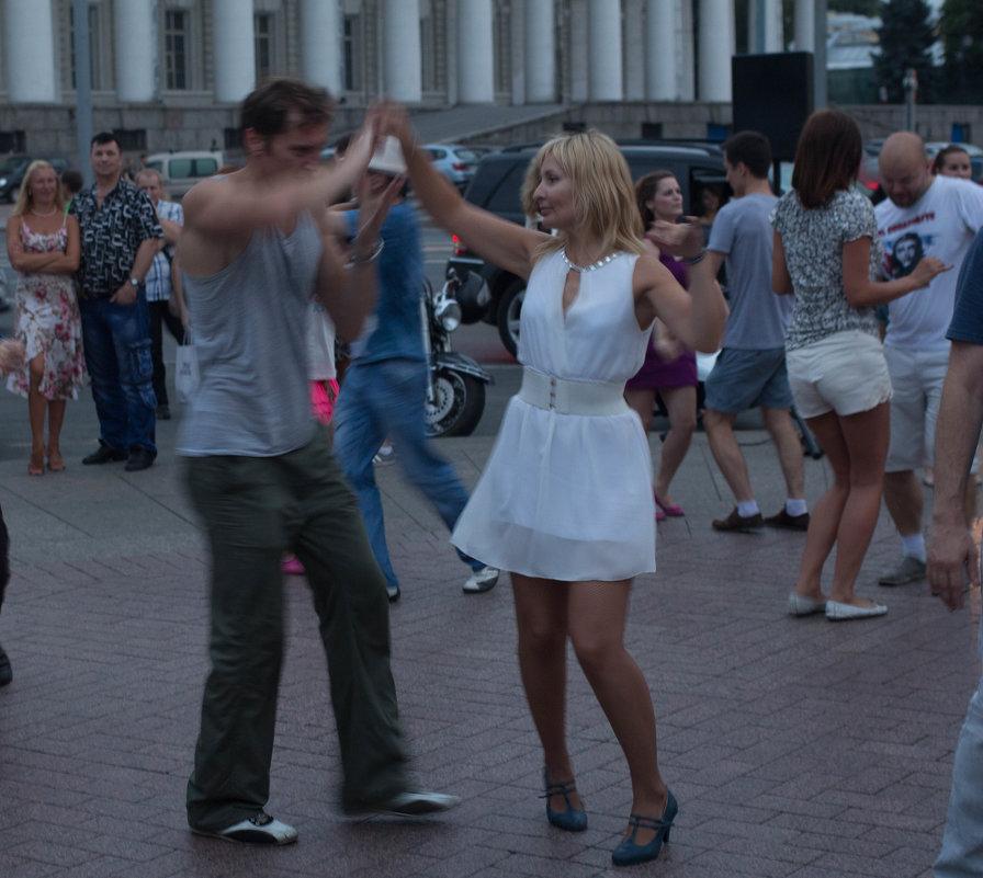 Танцующий Питер - Слава